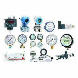 Pressure Instrument Calibration Service