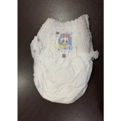 Baby Hygiene Non Woven Kids Diaper, Packaging Size: Loose In Jumbo Bags