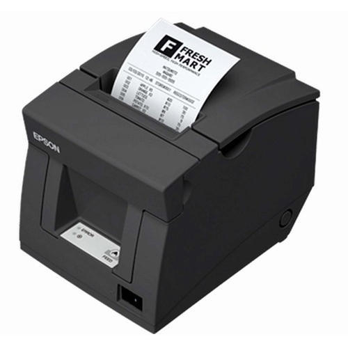 Black Epson Thermal Transfer Printer, Epson-tm-t81-usb