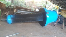 SHANKAR Mild Steel Or Stainless Steel Puffed Rice Roaster, Capacity: 100kg - 1200kg Per Hour, Automatic