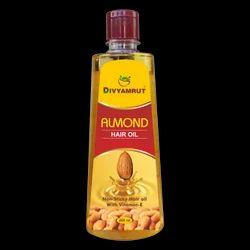 Almond Herbal Hair Oil 500 Ml