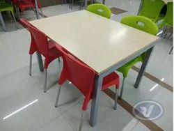 Cafeteria Dining Table Rv Kitchen