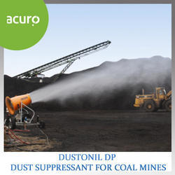DUSTONIL DP :Dust Suppressant for Coal Mines