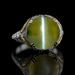 Original Cats Eye Gemstone