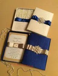 Box Wedding Invitation