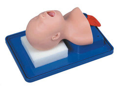 Neonate Trachea Intubation Training Model