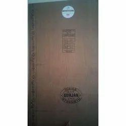 Logaas Ply Marine Grade Gurjan Plywood Board, Thickness: 6-18 mm