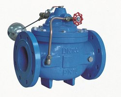 Remote Control Float Ball Valve