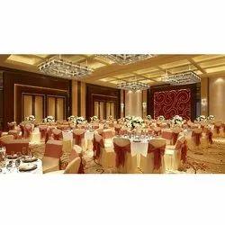 Banquet Hall Interior Design, 30 Days