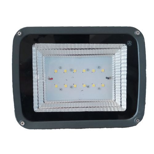 Aluminum 50W LED Flood Light LUBI, Model Number: DEV_FLL_50W