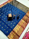 Soft Cotton Silk Sarees