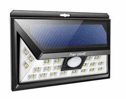 24 Solar LED Gate Light With Sensor