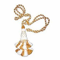 Fancy Tie Back Tassels