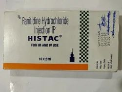 Histac 50 MG Injection