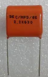 LED Bulb Drive Capacitor (Polyester / Polypropylene)