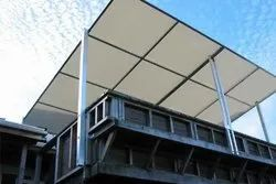 Tensile Structure Shed