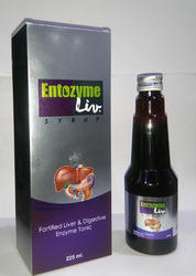 Liver & Digestive Enzyme Tonic, Packaging Size: 200 ml