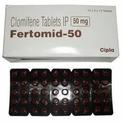 Clomifene Citrate Tablet