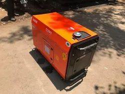 4 Kw Bajaj M Portable Silent Petrol/ Diesel Generator Set