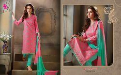 Ladies Designer Pink Suits