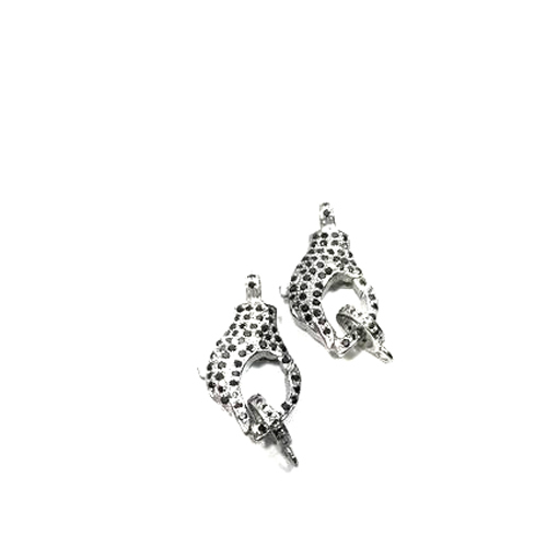 Mohit gems party wear pave diamond lobster clasp charm pendant rs mohit gems party wear pave diamond lobster clasp charm pendant aloadofball Gallery