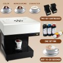 3d DIY Latte Art Selfie Coffee Printer Machine