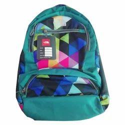 Printed School Bag, Size: 20l