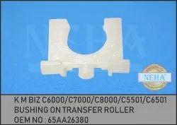 KM Bizhub C6000 C7000 C8000 C5501 C6501 Bushing On Transfer Roller