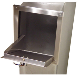 Sai Engineers Grey Stainless Steel Garbage Chute