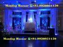 Wedding Stage Set Up