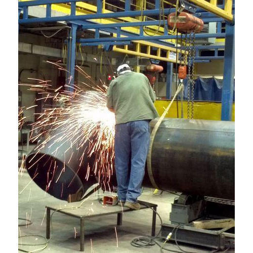 Steel Fabrication Services: Stainless Steel Pipe Fabrication Service, In Maharashtra