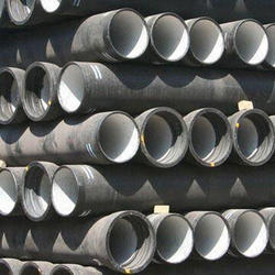Round Ductile Iron Pipes, Thickness: 4 mm and Above
