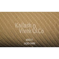 Structured Corduroy Fawn Suiting Fabric