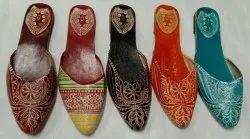 Shantiniketan Back Open Slipper Ladies