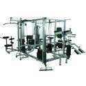 Mild Steel Peak Fitness 16 Station Multi Gym