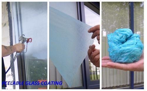 Polyurea Spray Coating - Peelable Glass Coating in Delhi Service