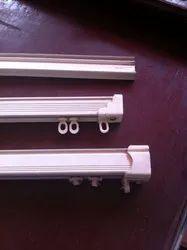 Aluminium Ess Kay Curtain Track System