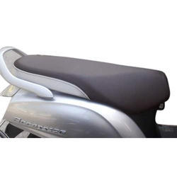 Plain Scooty Seat Cover