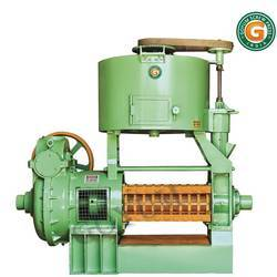 Canola Seeds Oil Seeds Pressing Machine, Capacity: 8 - 10 Ton/Day