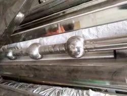 Steel Gate Railing