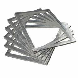 Screen Printing Aluminum Frames