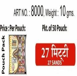 动作27砂,包装类型:小袋,用于Pooja / Traditional