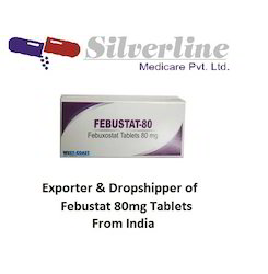 Febustat 80mg Tablets
