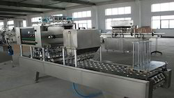 Full Automatic Cup Filling & Sealing Machine