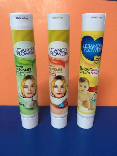 Cream Packaging Tube