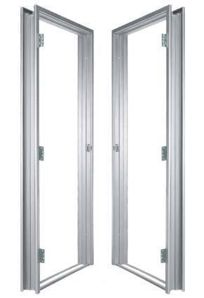 Pressed Steel Door Frame, Door Frame - Manomay Industries, Jaipur ...