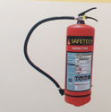 Safetech Aluminium Alloy Water Type Fire Extinguisher