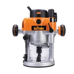 2400W Dual Mode Precision Plunge Router