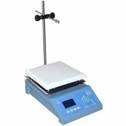 Labon 300 degC Ceramic Hotplate Magnetic Stirrer, Model Name/Number: Ms-5lc, Capacity: 5 Ltrs
