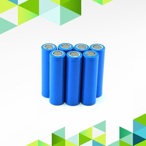 NMC - 3.7V Cylindrical Cell